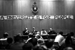 York University : Glendon College panel discussion, proposed boycott of registration discussed