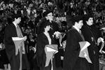 Fall Convocation : graduate procession