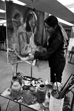 York University : fine art classes