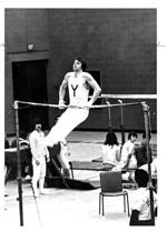 Sports  : gymnastics
